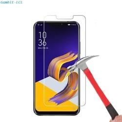 На Алиэкспресс купить стекло для смартфона 2.5d 9h tempered glass for asus zenfone 5z zs620kl / 5 ze620kl screen protector protective glass film case cover