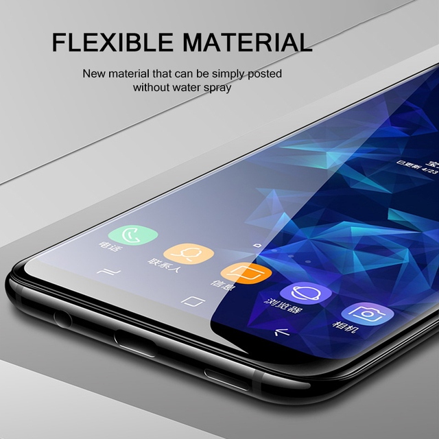2Pcs Hydrogel Protective Film For Samsung Galaxy Note 10 8 9 Plus Screen Protector For Samsung S10 S20 Ultra S8 S9 A50 A51 A71