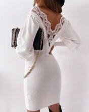 2020 осенне весеннее женское модное элегантное лоскутное платье
