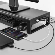 Настольная подставка для ноутбука Алюминиевая Подставка монитора