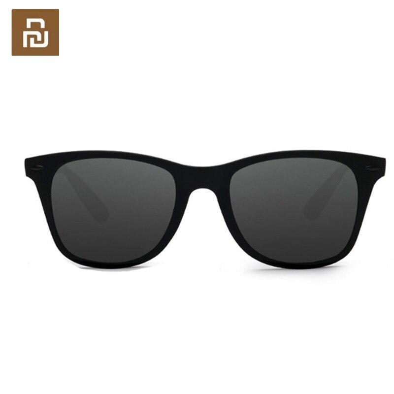 Солнцезащитные очки Youpin TS для мужчин и женщин, модные солнцезащитные очки для путешествий, с поляризационными стеклами, с защитой от УФ-луче...