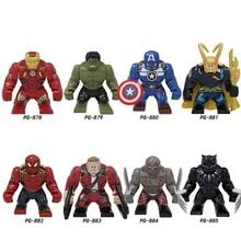 SUPER HERO #16G Lego Iron Fist UNLEASHED-Shirtless Green Custom Genuine Lego
