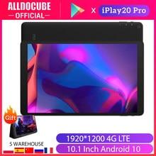 ALLDOCUBE – tablette PC de 10.1 pouces IPlay20Pro, Android 10, 6 go de RAM, 128 go de ROM, Octa Core, 1920 x 1200IPS, iplay 20