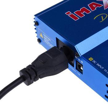 DishyKooker Digital LCD Screen Lipo NiMh Battery Balance Charger for Batteries Lipo/ Li-ion / LiFe / NiMh/ NiCd / Pb / Lead Acid