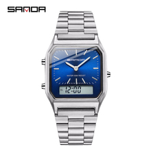 Lovers Watches Luxury Quartz Wrist Watch For Men And