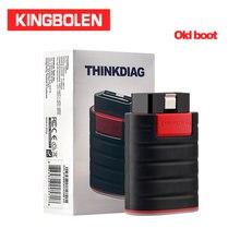 Thinkcar Thinkdiag Cũ Khởi Động Phiên Bản V1.23.004 OBD2 Mã Diagzone Bluetooth Android IOS Máy Quét X431 PRO3 Dụng Cụ