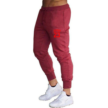 2020 New Men Joggers for Jordan 23 Casual Men Sweatpants Gray Joggers Homme Trousers Sporting Clothing Bodybuilding Pants K - XXXL, 15