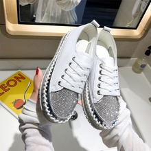 2020 Crystal Shoes Women Casual
