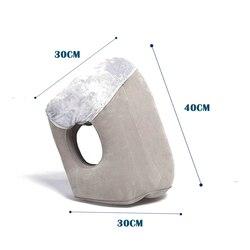 Надувная подушка для путешествий Улучшенная подушка для головы и шеи Подушка для отдыха на шее плавательное кольцо использовать новый