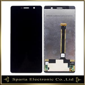 Image 2 - สำหรับ Nokia 7 Plus จอแสดงผล LCD หน้าจอสัมผัสเปลี่ยน LCD สำหรับ Nokia E7 PLUS TA 1062 TA 1046 TA 1055 LCD