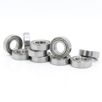 687W4ZZ Ball Bearing 7x14x4 mm 10PCS ABEC-1 Non Standard Deep Groove Bearings 687 687W4 6200 12zz 6200 12 2z 12309 high quality non standard ball bearing 12 30 9 mm no standard 6200zz 6200 electric bike 12x30x9 mm