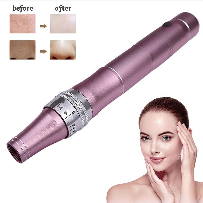 Electric  Dr Pen Derma Pen Wireless Machine Device Tattoo Microblading Tattoo Needles Gun Mesotherapy Face StimulateSkin Care
