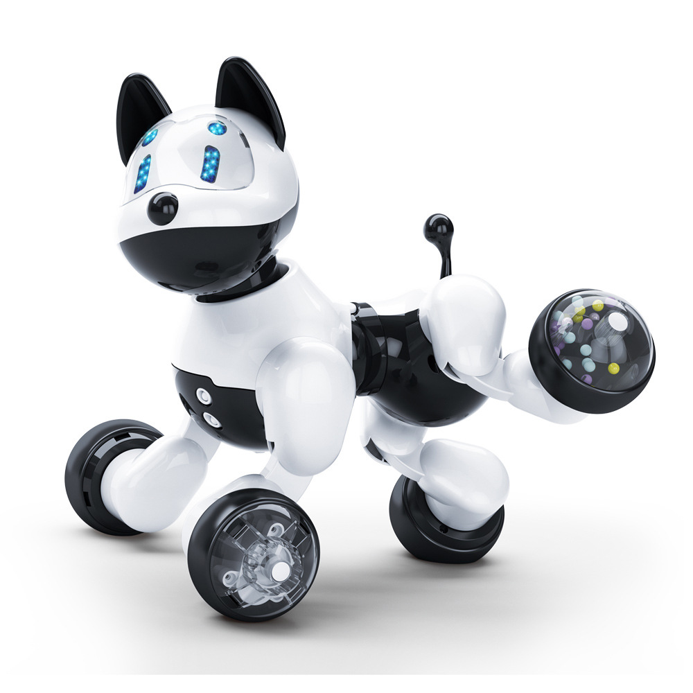 Smart Electronic Machine Pet Dog Voice Acoustic Control Children'S Educational Electronic Toy You Di Wisdom Pet Mg021
