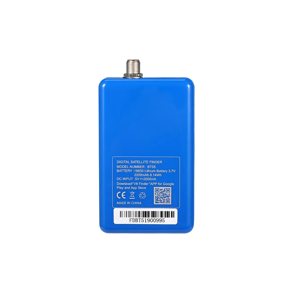 GTmedia V8 Finder BT05 мини Satfinder BT DVB S2 DVB S2 Satelite Finder Meter Full HD 1080P FTA Sat Finder для спутникового приемника