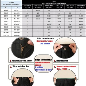 Image 3 - CARGO PANTS Overalls Male Mens Army Clothing TACTICAL PANTS MILITARY Work Many Pocket Combat Army Style Men Straight Trousers