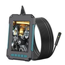Borescope-Inspection-Camera Industrial Endoscope Dual-Lens Waterproof 8MM IP67 with 8--1