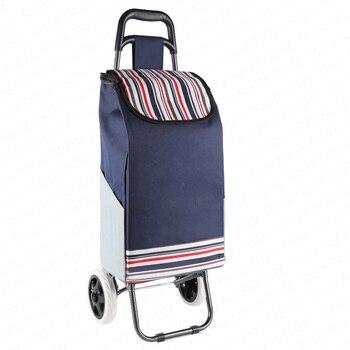 Gorący sprzedawanie koszyk na zakupy wózek samochód mały wózek składany przyczepa wózek gospodarstwa domowego przyczepy ciężarówki przenośny wózek