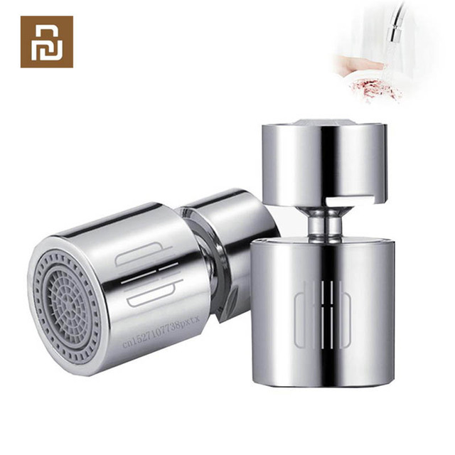 YouPin Dabai 2 Modes Water Saving Faucet Aerator Water Tap Nozzle Filter splash proof Faucets bubbler For Kitchen Bathroom