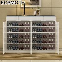 Mobiliário para a casa organizador de rangement mueble zapatero móveis sapateira meuble chaussure rack sapatos armário   -
