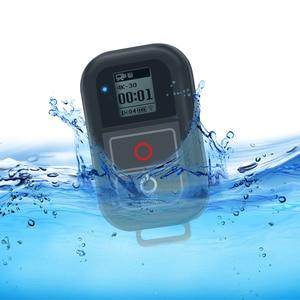 Image 5 - SHOOT GoPro Hero 용 WiFi 원격 제어 8 7 6 5 Black 5 4 세션 3 + GoPro 용 손목 스트랩 장착 8 7 5 카메라 액세서리