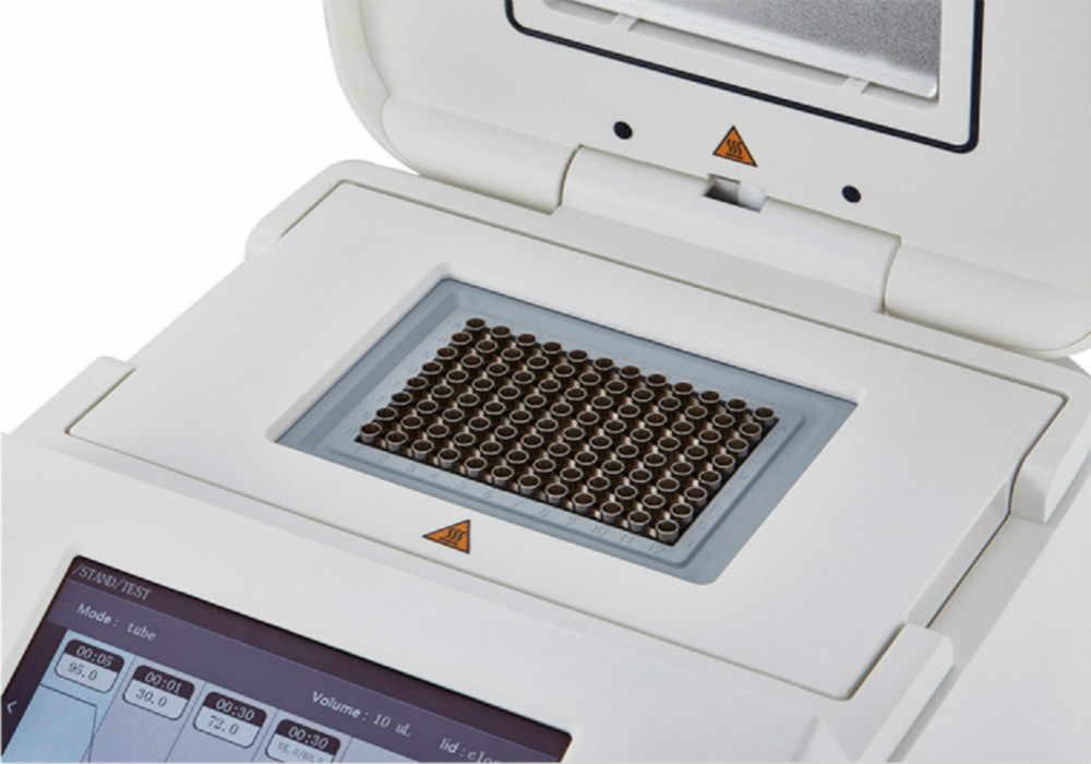 Thermal Cycler มาตรฐาน PCR Gene Amplification เครื่องมือ 96*0.2mL PCR Tube มาตรฐาน Thermocycler TC1000-S ควบคุมความร้อน