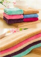 Chiffon Anti-graisse, serviette de lavage en Fiber de bambou, chiffons magiques de nettoyage de cuisine