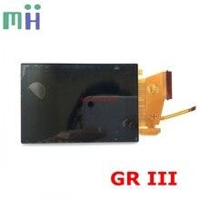 NUOVO Per Ricoh GR3 GRIII GRM3 GR III/M3 LCD schermo di Visualizzazione Dello Schermo di Riparazione Della Macchina Fotografica Parte di Unità