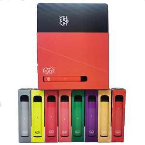 Pods PUFF Vape Puff-Bar-Plus Plus-Battery 100pcs/Lot Stick-Style Pre-Filled NEW