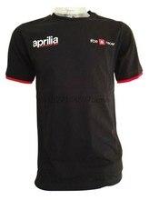 Offiziell Aprilia Rennsport Werden EINE Racer Schwarzes T-Shirt-Tun