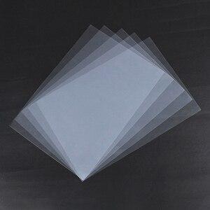 Image 4 - Película FEP SLA/LCD de 140x200mm, espesor de 0,15 0,2mm para impresora 3D DLP de resina de fotones, 8 Uds.