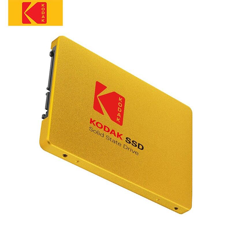Металлический жесткий диск Kodak X100, 2,5 дюйма, SATA3 Ssd 120 ГБ 240 ГБ 480 ГБ 960 ГБ, внутренний жесткий диск, Твердотельный накопитель, ноутбук, компьютер, ...