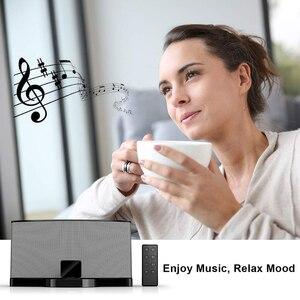 Image 4 - Bluetooth 5.0 Ontvanger A2DP Muziek Ontvanger Mini 30Pin Draadloze Stereo Audio Adapter Voor Sounddock Ii 2 Ix 10 Draagbare Speaker