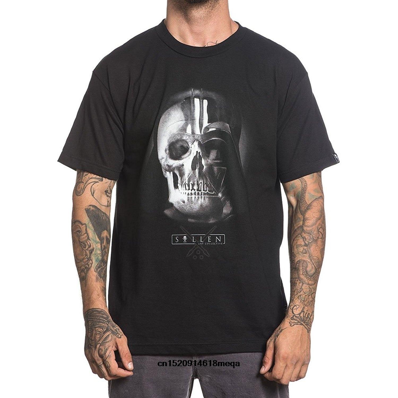Sullen Men's Fader SS T Shirt Black(China)