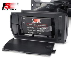 Image 5 - Flysky FS GT3C gt3c rc transmissor de rádio do carro embutido 800mah bateria com receptor gr3e para rc caminhão de carro rastreador jipe barco 4wd