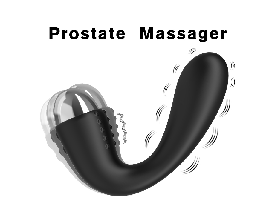Rechargeable 10 Speed Prostate Massager