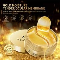 24K Gold Augen Maske Gesicht Anti Falten Gel Schlaf Gold Maske Eye Patches Kollagen Feuchtigkeits Augen Maske Für Auge pflege
