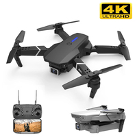 E525 PRO RC Quadcopter Profissional Hindernis Vermeidung Drone Dual Kamera 1080P 4K Feste Höhe Mini Eders Hubschrauber Spielzeug
