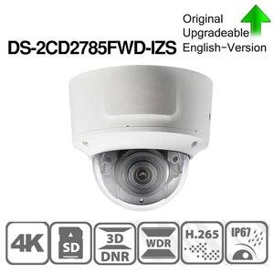 Image 3 - Hikvision الأصلي DS 2CD2785FWD IZS كاميرا بشكل قبة 8MP POE كاميرا تلفزيونات الدوائر المغلقة 50m IR المدى IP67 IK10 H.265 + 2.8 12 مللي متر التكبير