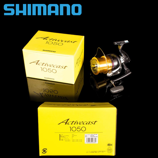 SHIMANO ACTIVECAST Best Spinning Fishing Reel coil Fishing Reels cb5feb1b7314637725a2e7: 1050|1060|1080|1100|1120