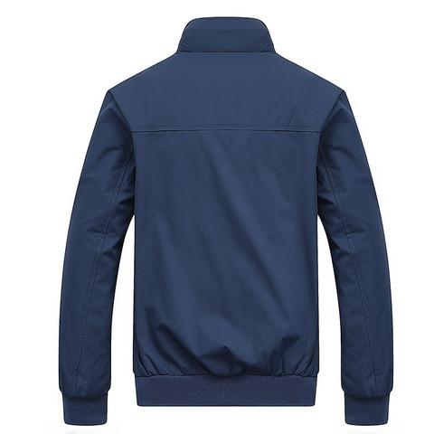 New 2019 Jacket Men Fashion Casual Loose Mens Jacket Sportswear Bomber Jacket Mens jackets and Coats Plus Size M- 5XL Lahore