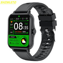 Bluetooth Call Smart Watch Sports Pedometer Smartwatch Men Ms Sleep Body Temperature Heart Rate Monitor Watches For IOS Android