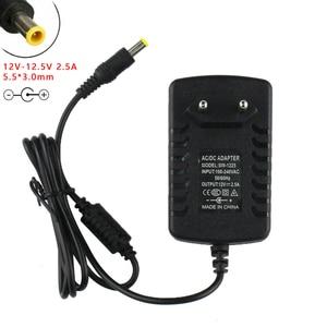 Image 1 - 12V 12.5V 2.5A 5.5*3.0mm עם פין AC/DC מתאם עבור Sony SRS X5 נייד NFC Bluetooth אלחוטי רמקול החלפת כבל חשמל
