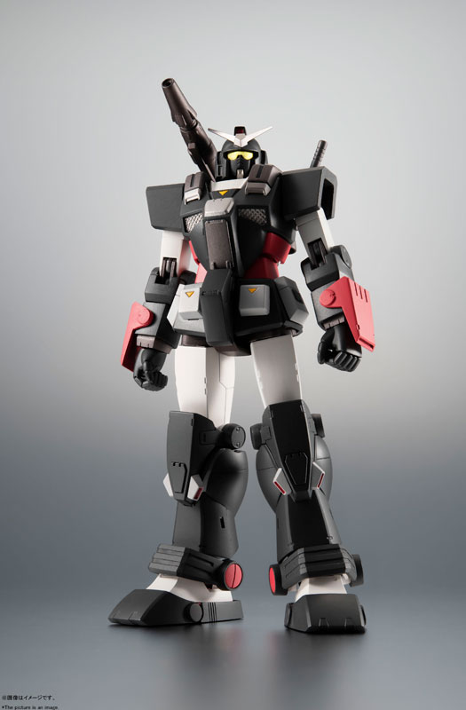 Genuine BANDAI SPIRITS Tamashii Nations ROBOT Spirits 0261 Mobile Suit Gundam FA-78-2 Heavy Gundam ver. A.N.I.M.E. Action Figure 2
