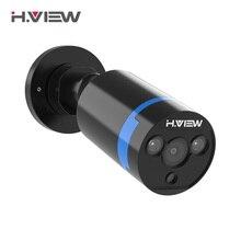 H.View 감시 카메라 1080P 2.0MP 야외 CCTV 카메라 BNC 커넥터와 아날로그 감시 시스템에 대 한 IR 보안 카메라