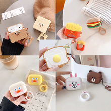 Cute Case For AirPods Pro Case Soft Coque Earpods Cover For Airpod Pro Cover For