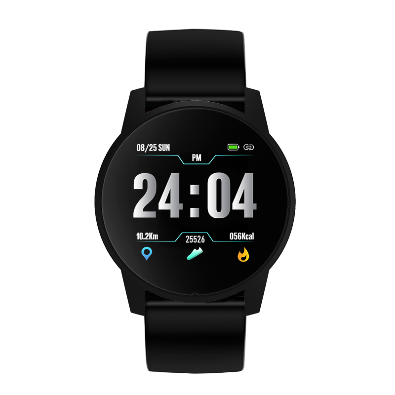 <font><b>2019</b></font> <font><b>New</b></font> Sport Men Women <font><b>Smart</b></font> <font><b>Watch</b></font> Fitness Tracker Pedometer Blood Pressure Heart Rate Blood oxy Monitor Smartwatch image