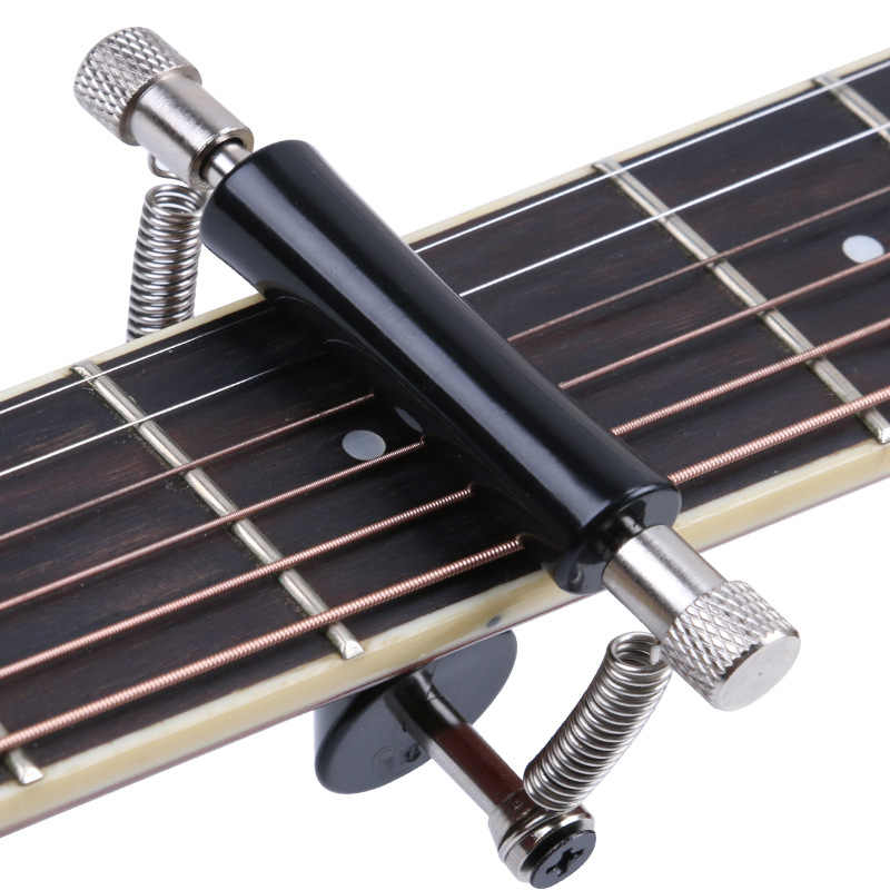 Guitar Capo for Acoustic Electric Guitars Ukulele Banjo Musical Instrument Accessories