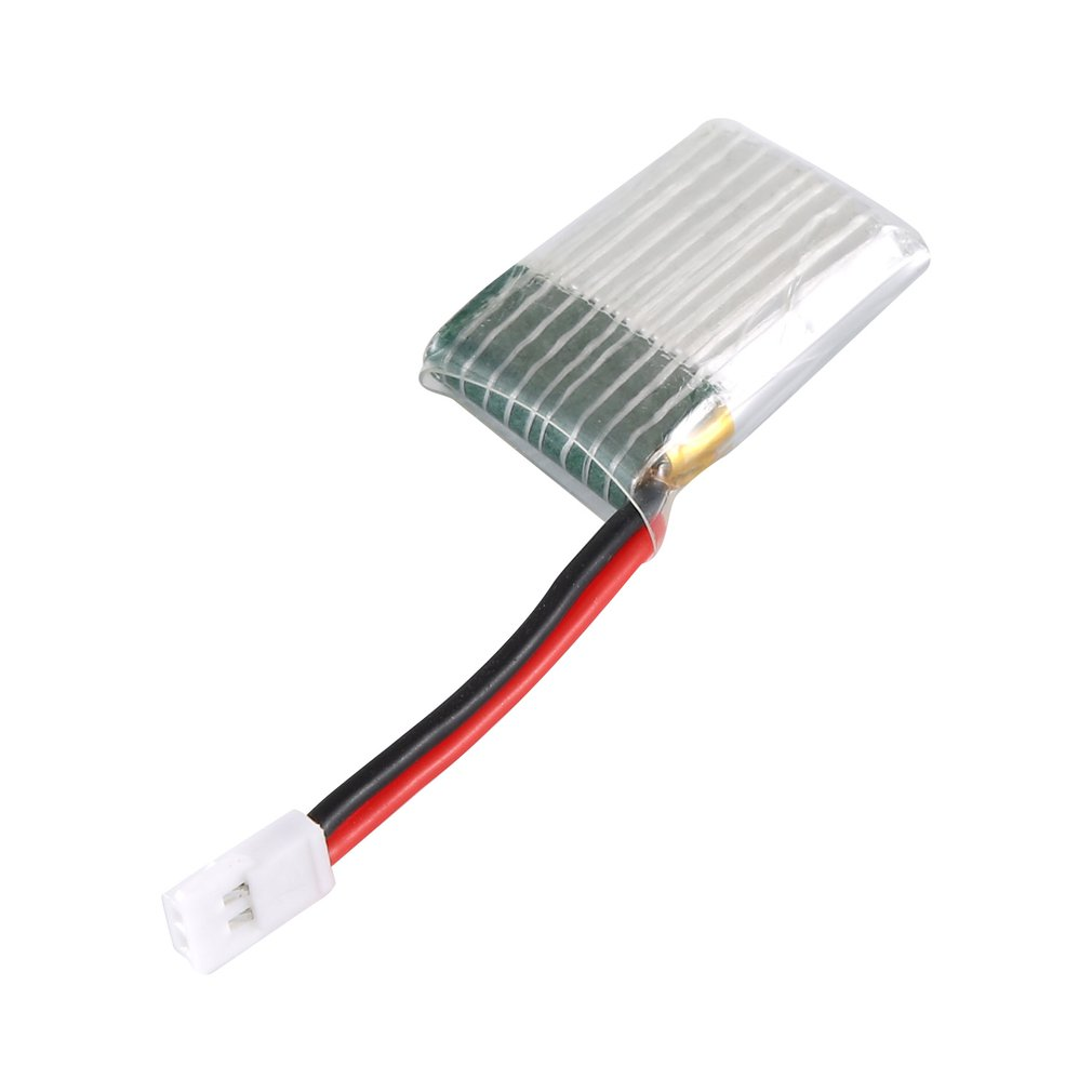 3.7V 160mAh 20c Rechargeable Battery Drone Lipo Battery RC Lithium Battery Lion Battery for /H8/<font><b>51005</b></font>/X5 RC Drone Set image