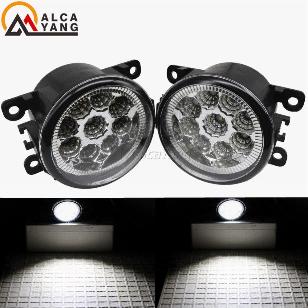 DS3 2005-2015 Front Fog Light Lamp Pair Left /& Right