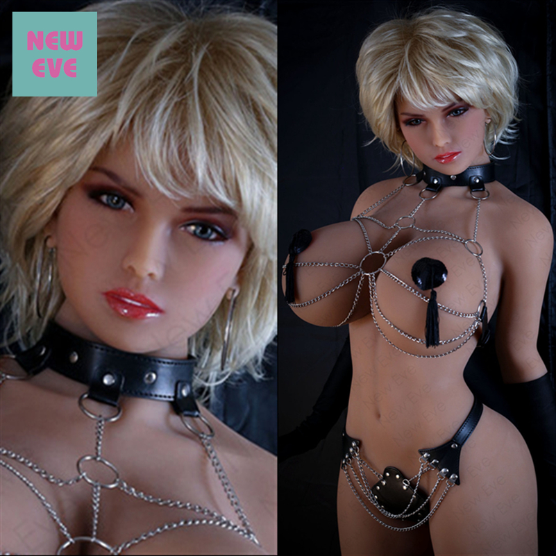 <font><b>170cm</b></font> <font><b>Silicone</b></font> <font><b>Sex</b></font> <font><b>Doll</b></font> For Men Masturbation With Metal Skeleton Black Big Breast Ass Pussy Boob Vagina Pussy Anal Oral <font><b>Sex</b></font> Toy image